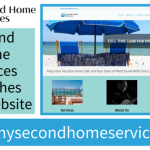 Florida's Second Home Services On 30A Launches New Home Watch Website